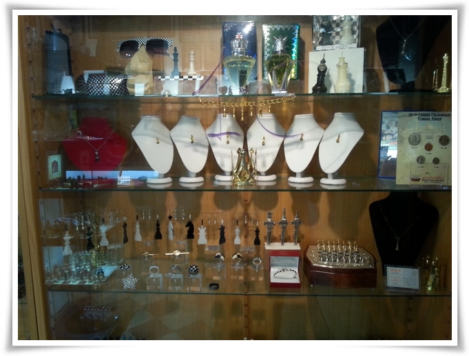 il Museo degli Scacchi di Mazara del Vallo 6