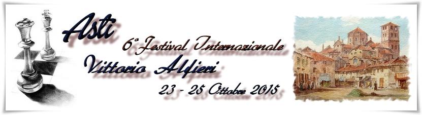 Asti, Festival Vittorio Alfieri