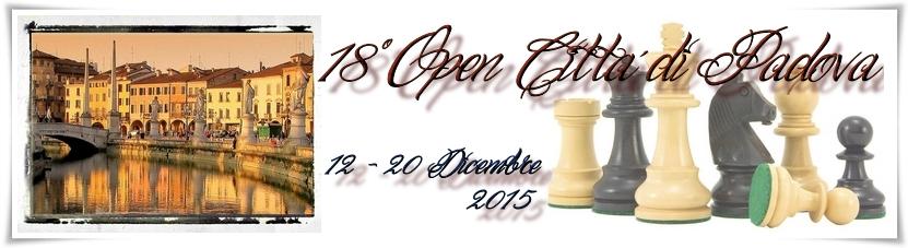 XVIII Open Città di Padova