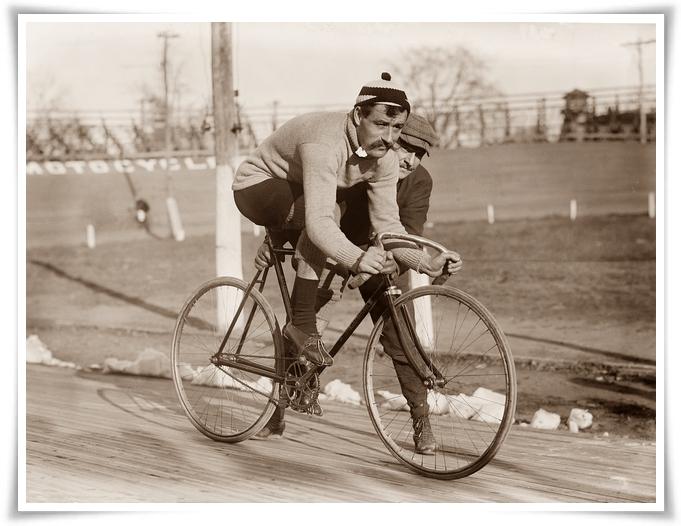 Ciclismo in miniatura 0