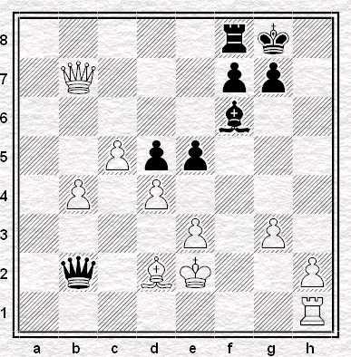 Posizione dopo 26...e5