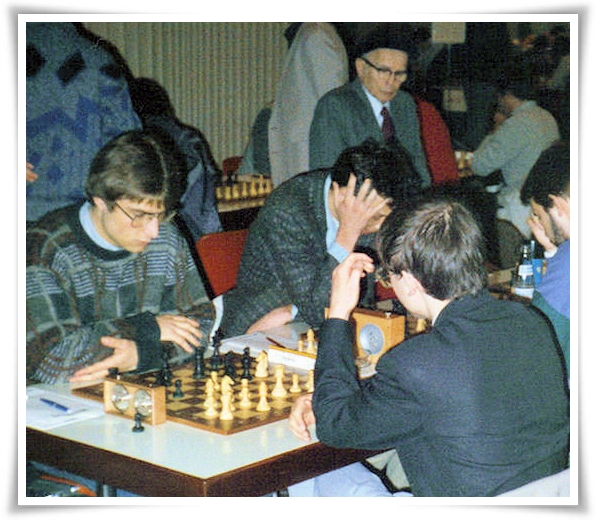 Reshevsky in Lugano