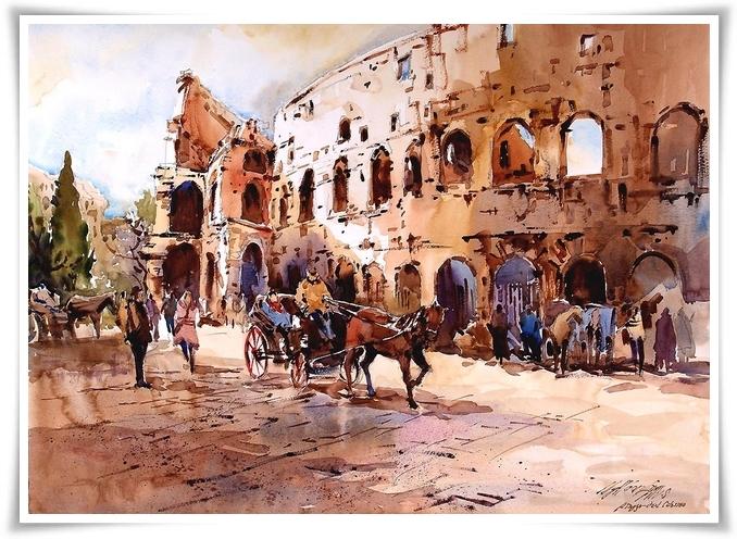 Vecchia Roma 1