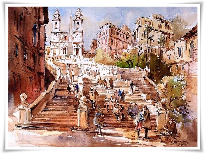 Vecchia Roma 2