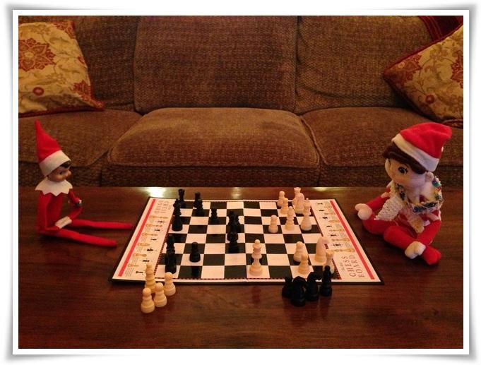 Christmas Chess 02