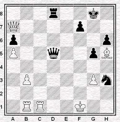 Esercizio 1 - Muove il Nero - Vale 3 punti
