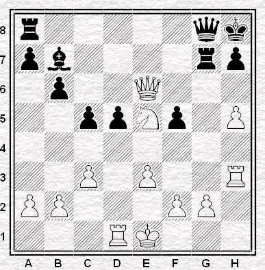 Esercizio 3 - Muove il Bianco - Vale 3 punti