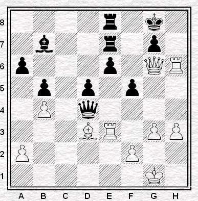 Esercizio 4 - Muove il Bianco - Vale 5 punti
