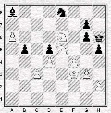 Esercizio 6 - Muove il Bianco - Vale 3 punti