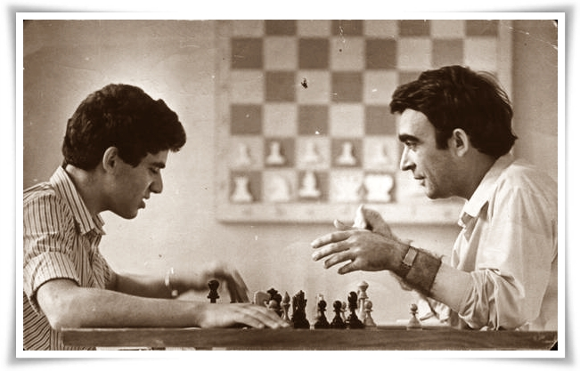 Kasparov 13
