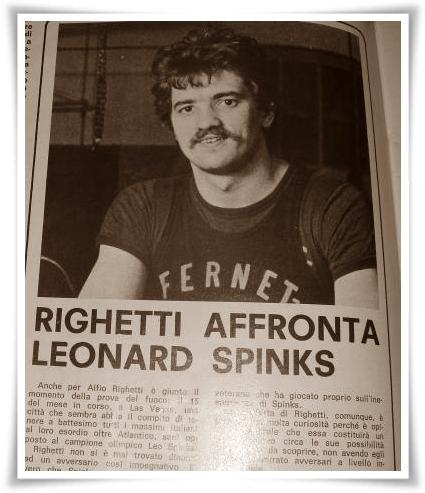 Leon Spinks 18