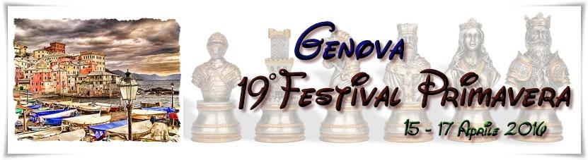 Genova, XIX Festival Week-End Primavera
