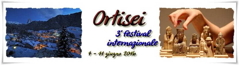 Ortisei, III Festival Internazionale