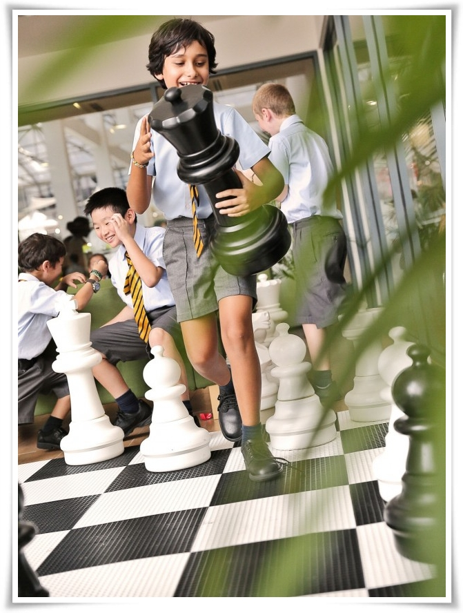 Chess at school 01