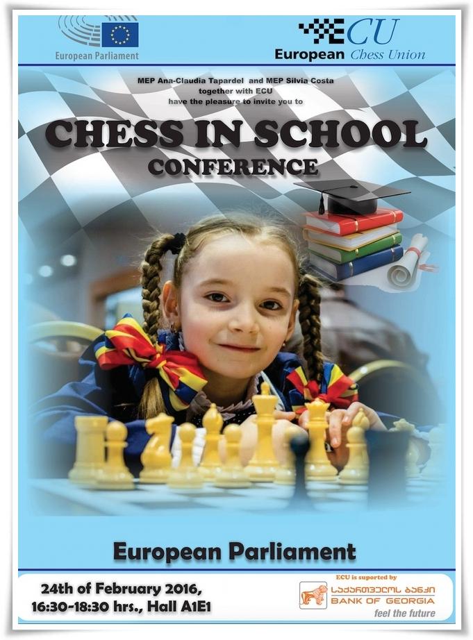 Chess in school conf