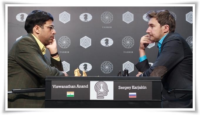 Anand e Karjakin