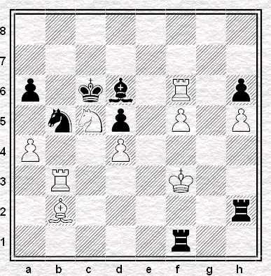 48. ... Tf1+ Patta