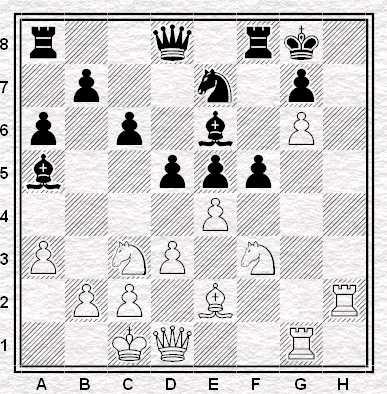 Esercizio 2 - Muove il Bianco - Vale 2 punti