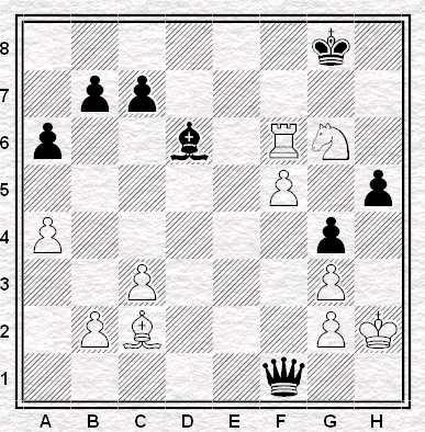 Esercizio 3 - Muove il Nero - Vale 3 punti
