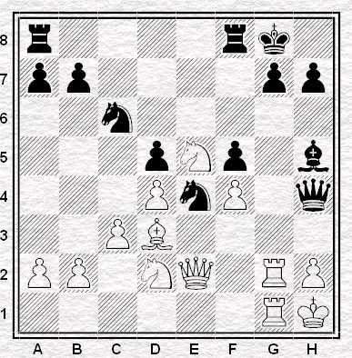 Esercizio 6 - Muove il Bianco - Vale 5 punti