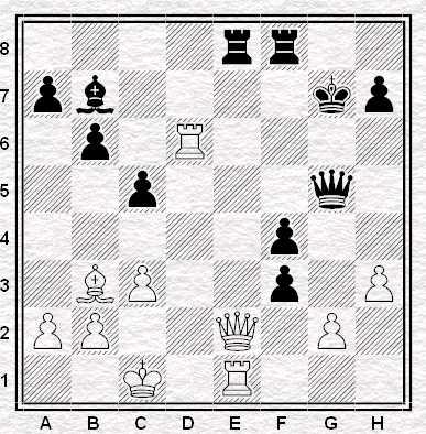 Esercizio 7 - Muove il Bianco - Vale 4 punti
