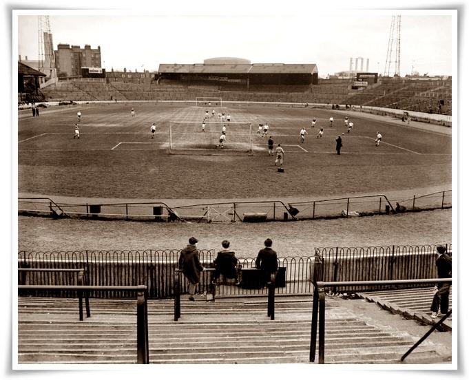 Soccer - Home International Championship - England v Scotland - England Practice - Stamford Bridge
