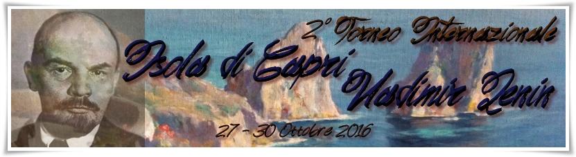 Torneo Internazionale Isola di Capri - Vladimir Lenin