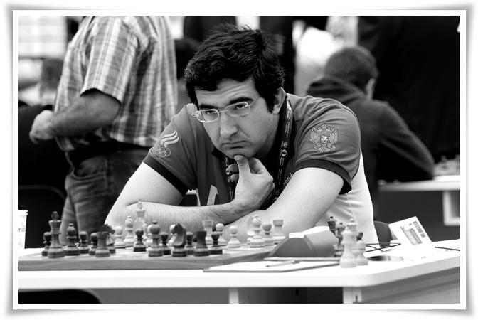 Vladimir Kramnik, numero 3 al mondo