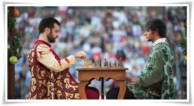 Marostica La partita a scacchi 3