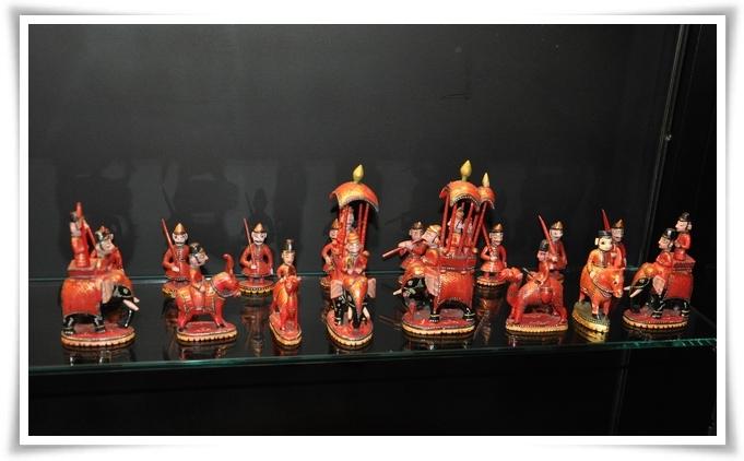 il museo di non solo scacchi 18
