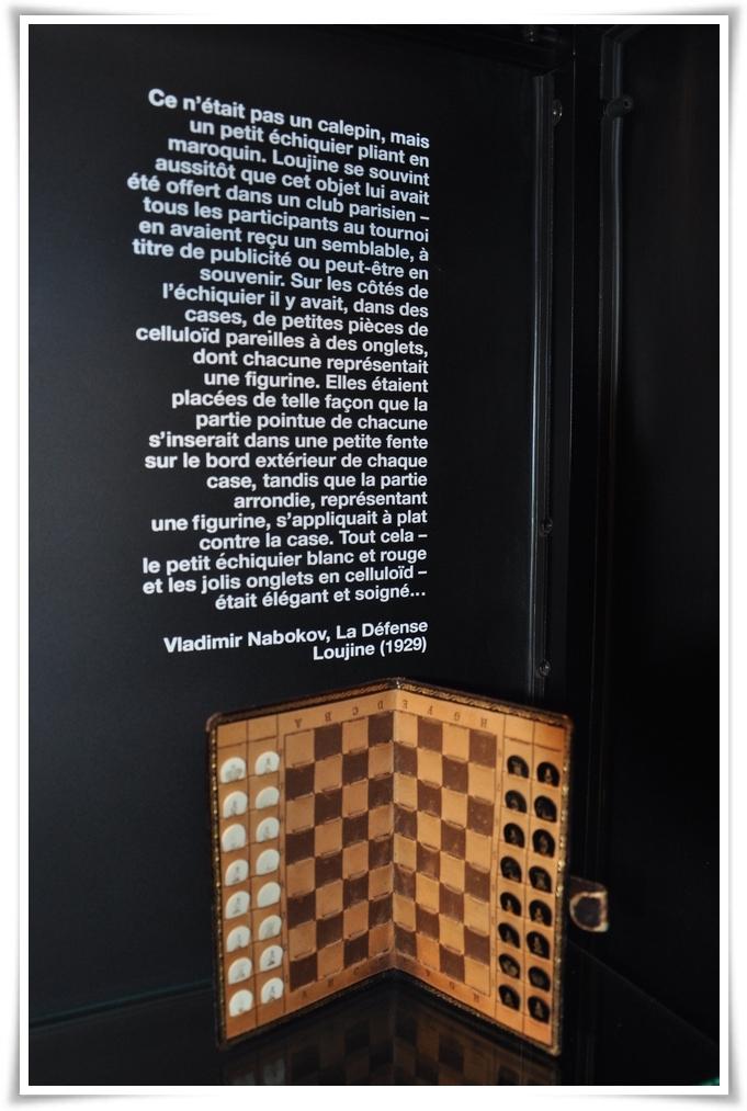 il museo di non solo scacchi 23