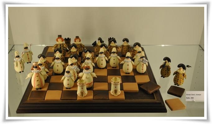 il museo di non solo scacchi 24