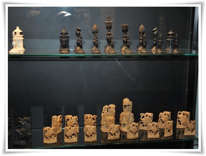 il museo di non solo scacchi 27