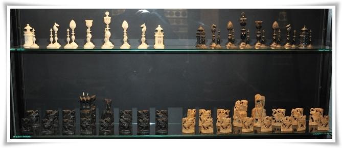 il museo di non solo scacchi 28
