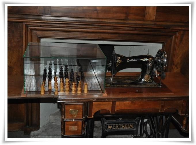 il museo di non solo scacchi 29