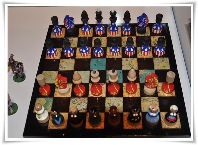 il museo di non solo scacchi 31