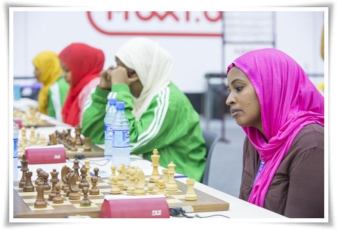 Le ragazze del Sudan