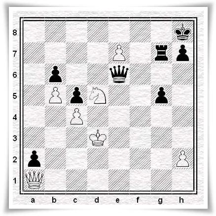 Gligoric vs. Barczay, Sousse 1967