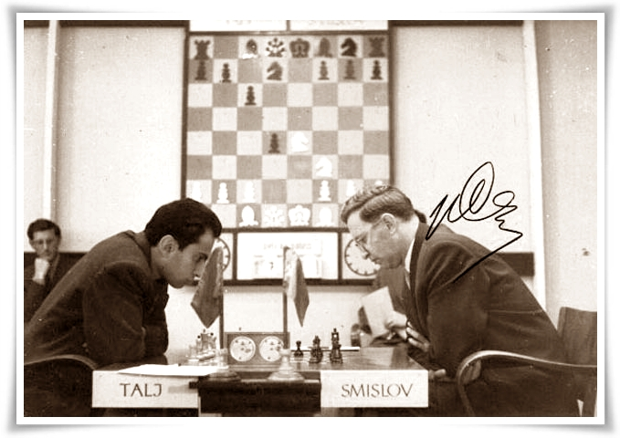 Tal vs. Smyslov, Bled 1959