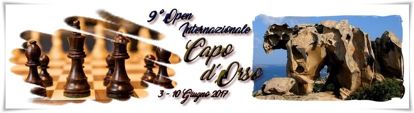 Open Internazionale di scacchi Capo d'Orso