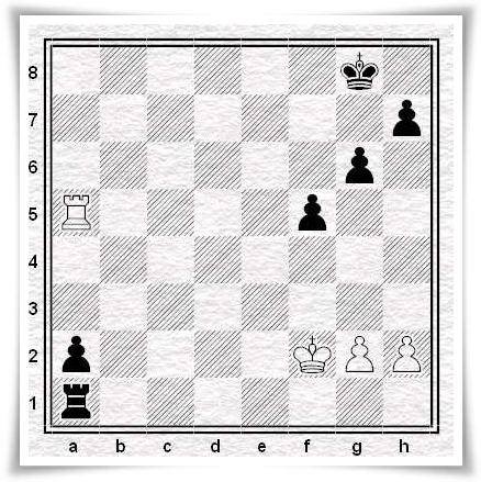 Ortega - Moroni, posizione dopo 37...f5