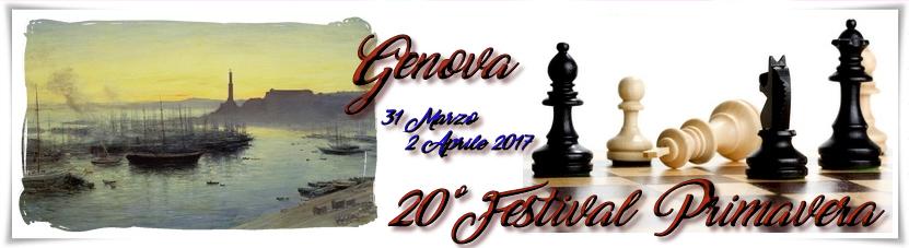 Genova - XX Festival Primavera