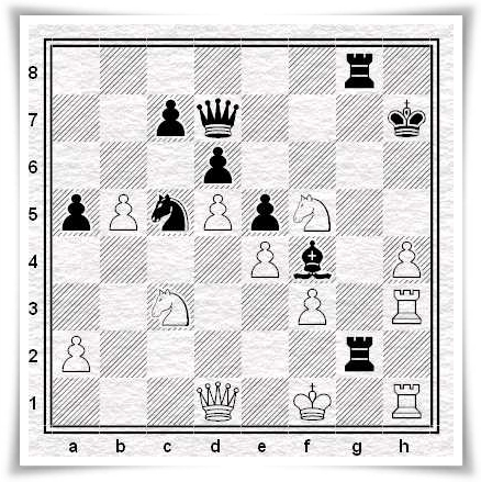 So - Rapport, Tata Steel Chess 2017, 1-0