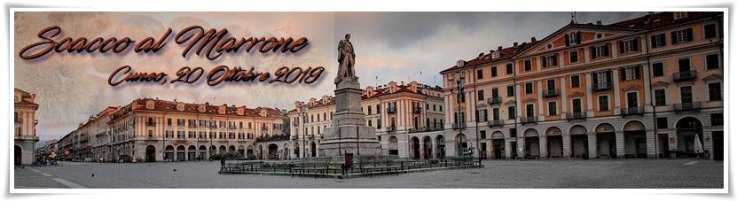 Cuneo - Scacco al Marrone 2019