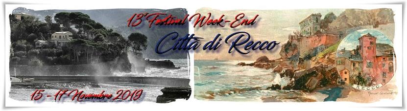 Città di Recco - Festival WeekEnd 2019