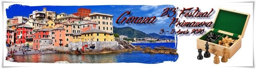 Genova - Festival Primavera 2020