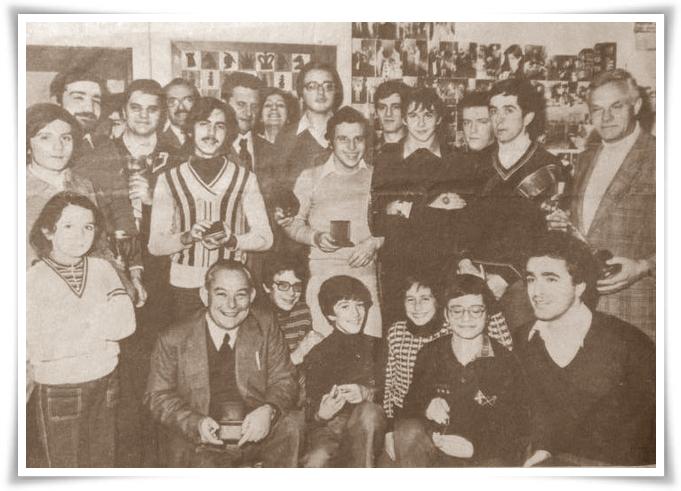 Marinai sovietici a Genova